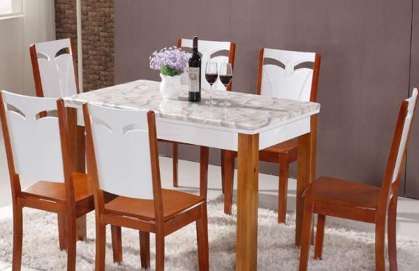 大理石餐桌怎么选购
