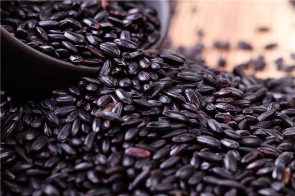 黑米有哪些营养价值