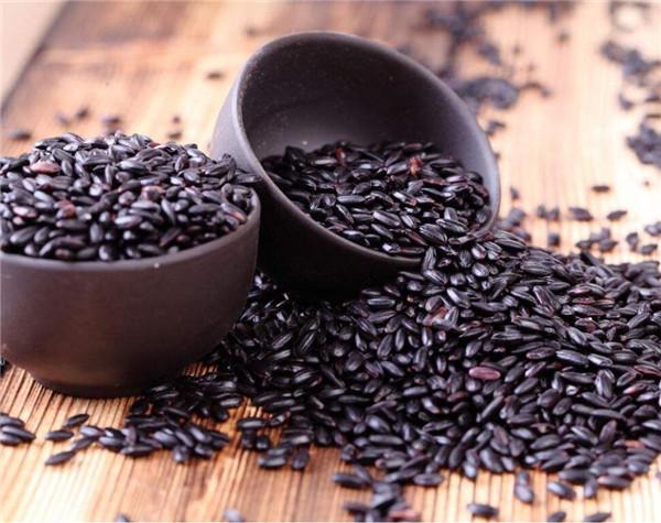 黑米营养价值