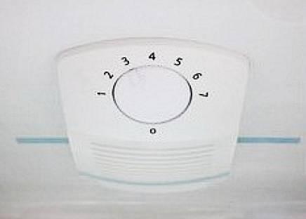 冰箱调节档位按钮