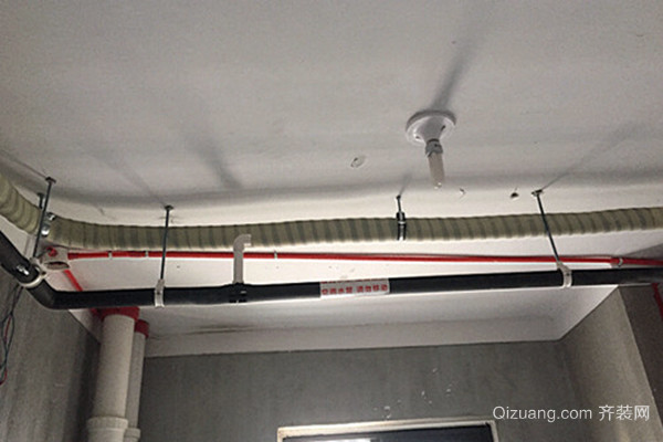 虹吸排水管安装方法