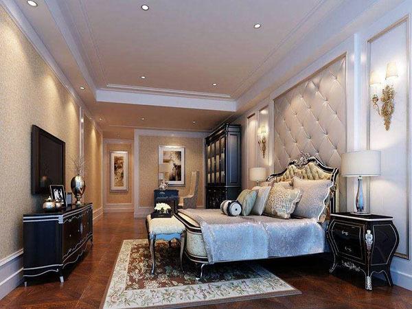 家装床头背景墙