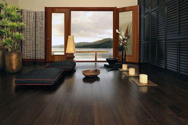 家装如何选择地板颜色