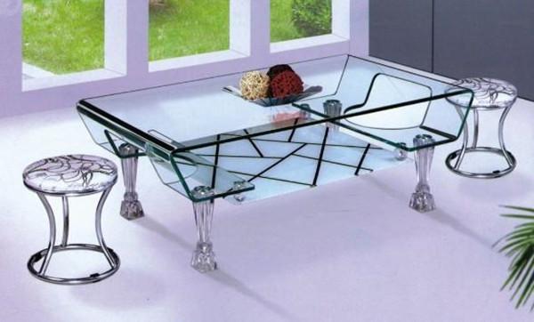 潜江装修公司:玻璃家具日常的保养维护