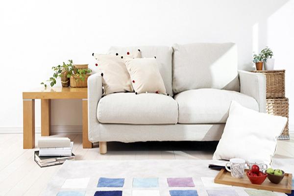 折叠沙发一
