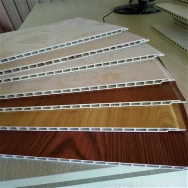 竹木纤维集成墙板样品