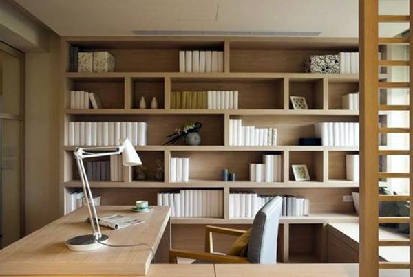 书房布置有哪些技巧 六大要领要get