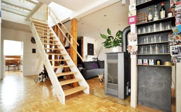 小复式楼梯装修分析 小复式楼梯装修注意事项