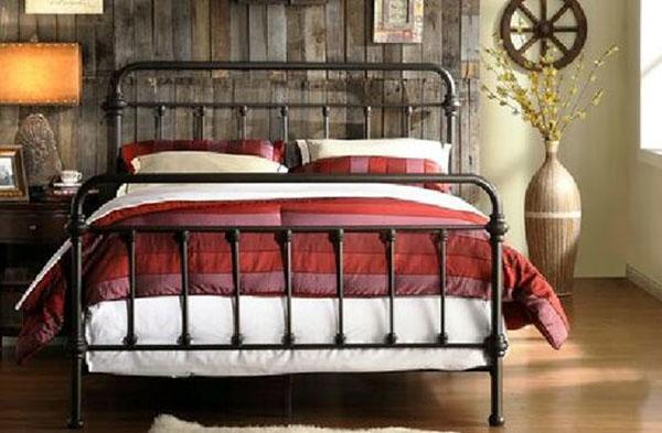 欧式双人铁床的风格有哪些