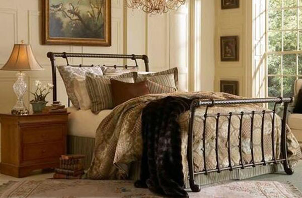 欧式双人铁床风格有哪些