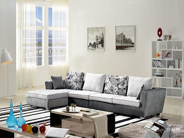 现代风格布艺沙发购买方法