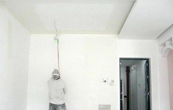 室内墙面的刷漆方法