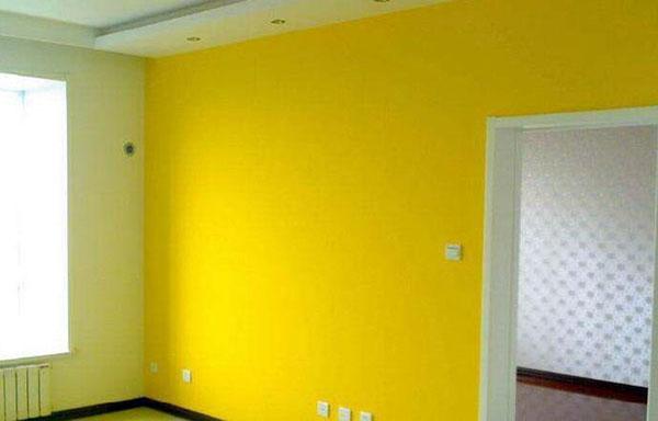 室内墙面刷漆方法