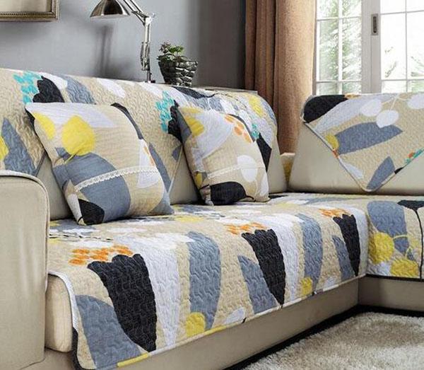 布艺沙发垫的选购方法