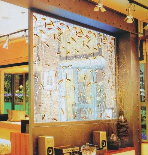 家庭装修用艺术玻璃,这些艺术玻璃选购注意事项要掌握
