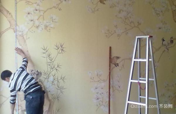 墙面翻新怎么做