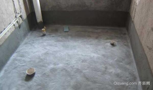 家庭卫生间防水