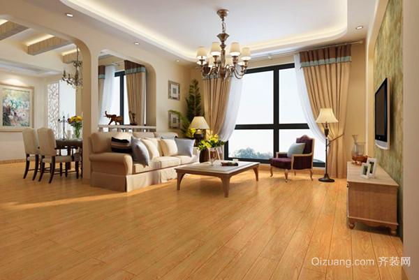 木地板颜色选择