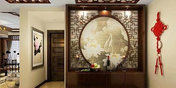 客厅屏风隔断柜的原则 客厅屏风隔断柜的保养