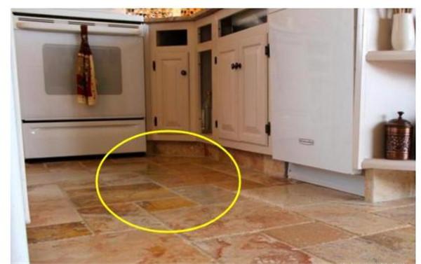 厨房地面砖选用
