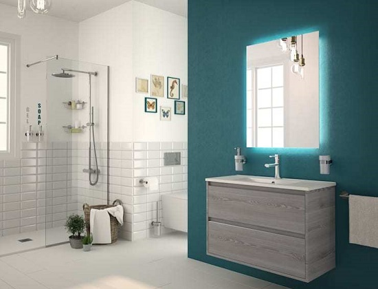 卫生间采光不好怎么解决 7个提亮的简单法则