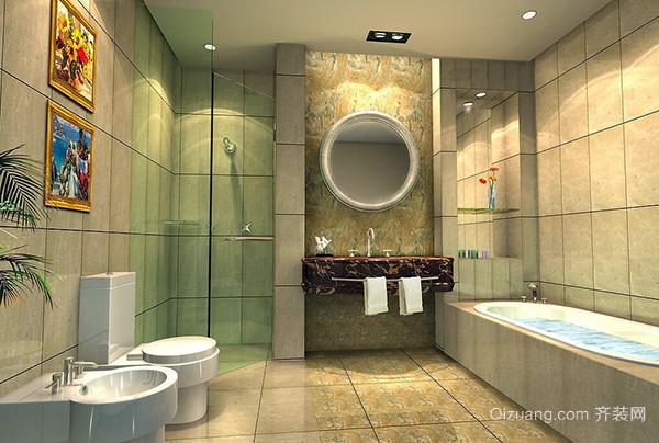 卫生间装修检验