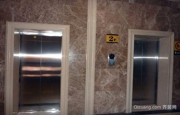 电梯门的使用方法