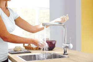 厨房下水道清洁