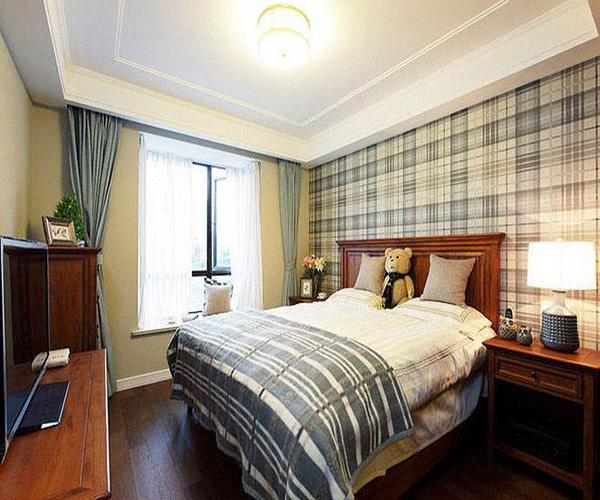卧室床和衣柜摆放风水