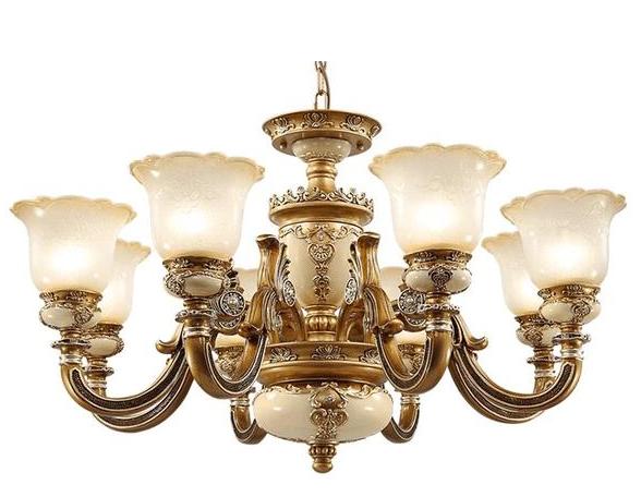 装修时选了这款灯具邻居直呼惊艳,这几款超美的灯具不容错过!