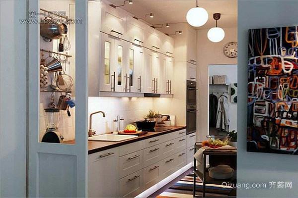 厨房餐厅装修三