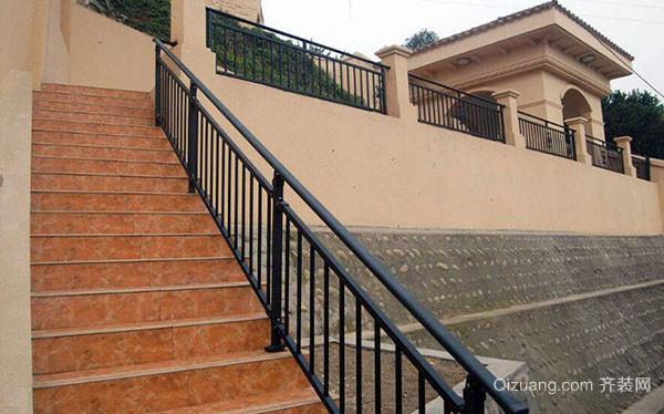 楼梯扶手的材质介绍