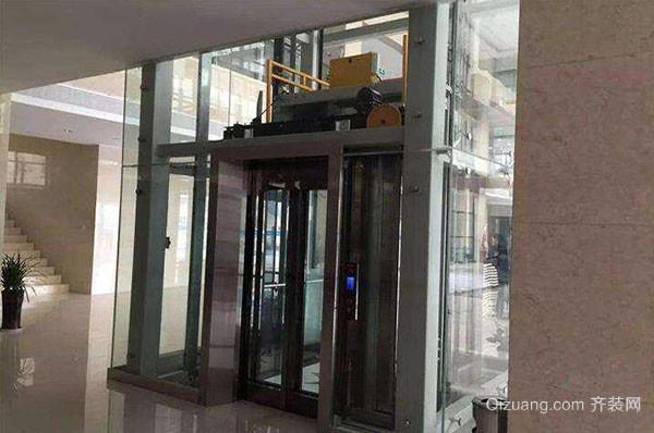 观光电梯的结构和特点介绍