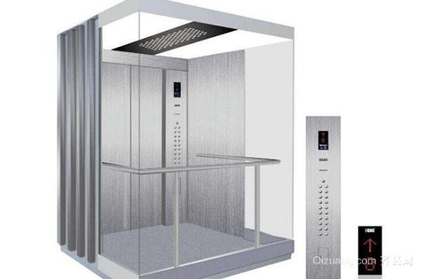观光电梯结构和特点