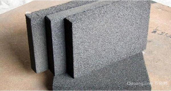 高层外墙保温材料的分类