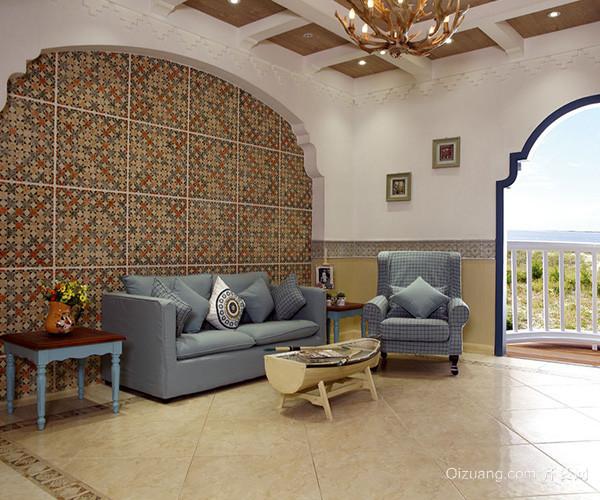 客厅瓷砖铺设方法