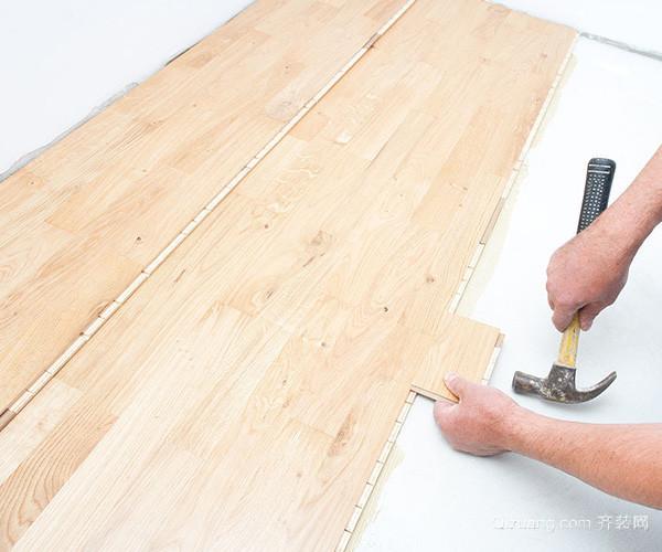 实木地板安装技巧