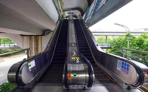 手扶电梯的品牌盘点