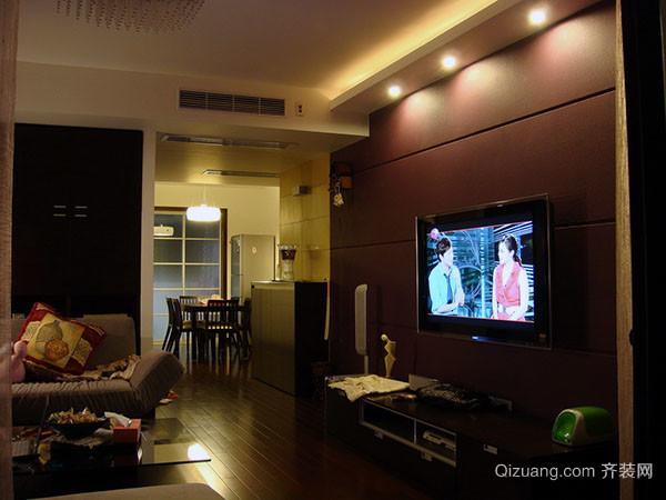 电视装修背景墙怎么选材