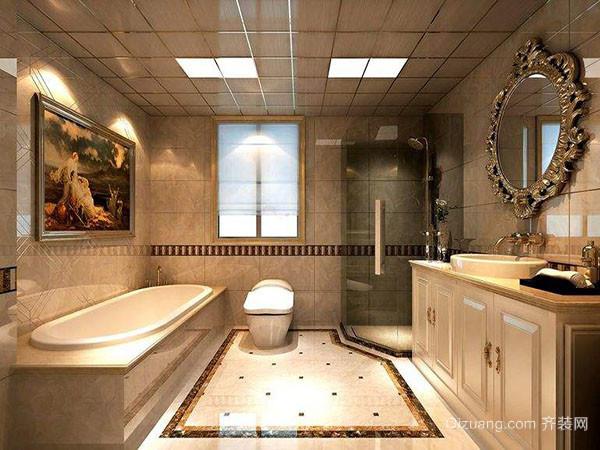 卫生间防水高度大概多少