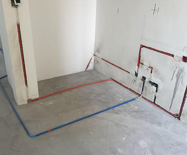 新房水电改造