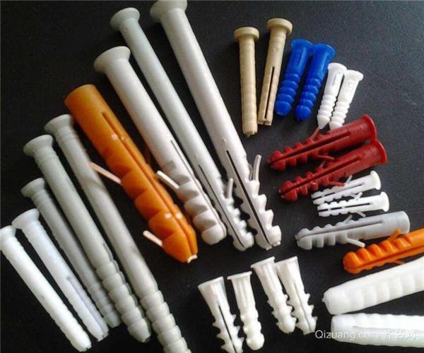 塑料螺丝安装