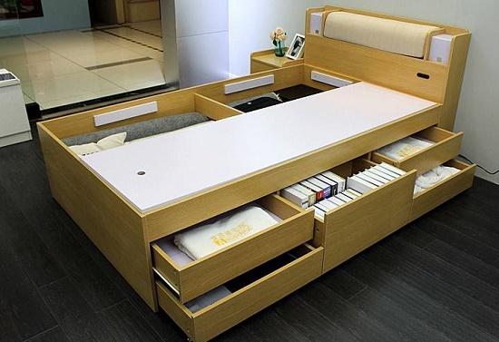 储物床好不好 储物床优缺点