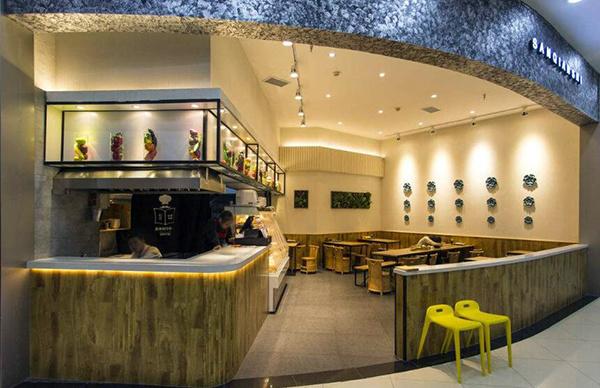 咖啡馆店面设计技巧