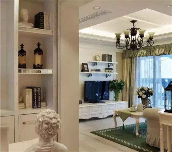 小户型客厅收纳,用好这个地方,至少省一万柜子钱!