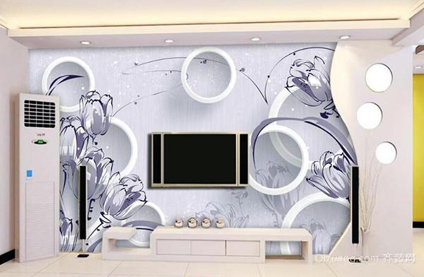 电视背景墙壁画选购技巧
