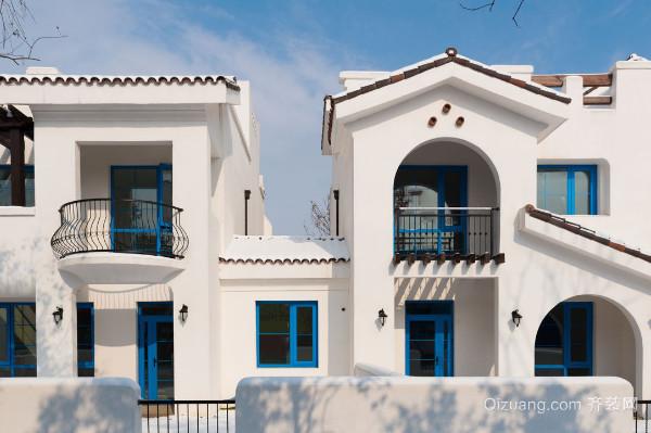 地中海风格别墅外观详情 地中海风格别墅设计要点