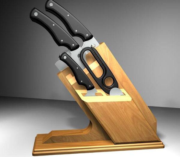 厨房刀具种类