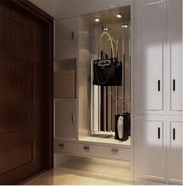 户型面积再小,装修也必须留出这五种柜子!