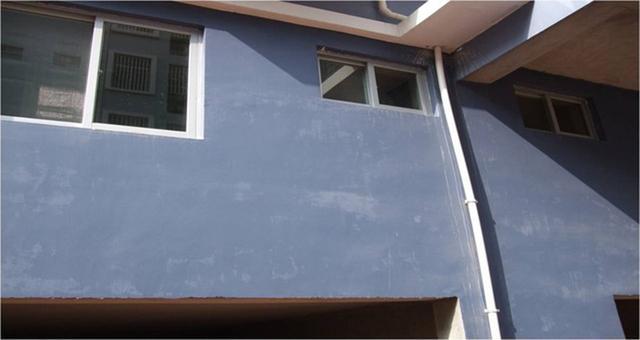 外墙涂料起霜的解决方法
